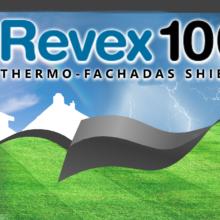 REVEX 100 THERMO FACHADAS SHIELD