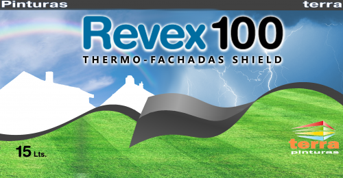 REVEX 100 THERMO FACHADAS SHIELD