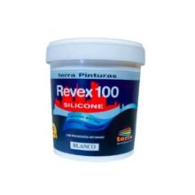 REVEX-100 SILICONE 10 años GARANTIA blanco 15L