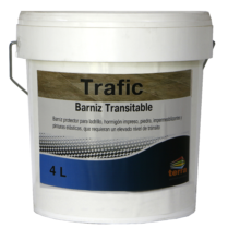 TRAFIC BARNIZ TRANSITABLE